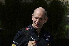 Formel 1 - Genie am Zeichenbrett: Lob von allen Seiten f�r Newey