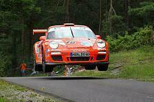 DRS - 25.000 Fans verfolgten begeistert die Rallye: Porsche-Doppelsieg in Sachsen
