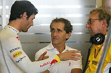 Formel 1 - Gleich gemacht: Prost: Auch heute noch Charakterk�pfe in der F1