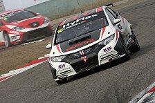 WTCC - Alles l�uft nach Plan: Honda mit Test zufrieden