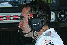 Formel 1 - Wo ist Lowe?: Blog: Verwirrspiel bei McLaren