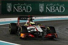 Formel 1 - Ziel war eine gute Balance: HRT konzentrierte sich auf Setup-Arbeiten