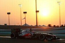 Formel 1 - Gerade so in Q3 gekommen: Button: Besonders gut war das nicht