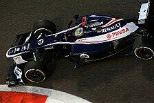 Formel 1 - Podium ist in Reichweite: Gillan: Startplatz vier war das Maximum