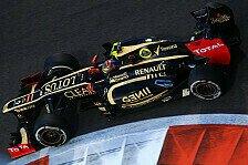 Formel 1 - Zus�tzliche Motivation f�r alle: Grosjean: Lotus nach Abu Dhabi im Aufwind