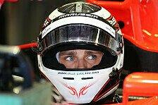 Formel 1 - MR02 bereits auf dem Weg nach Jerez: Marussia liegt im Zeitplan