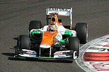 Formel 1 - Kandidat f�r das freie Cockpit: Force India: Bianchi f�hrt am Freitag
