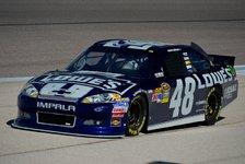 NASCAR - F�llt in Texas eine Vorentscheidung?: Zweite Pole in Folge f�r Jimmie Johnson