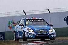 WTCC - Huff als lachender Dritter: Dreifach-Sieg f�r Chevrolet