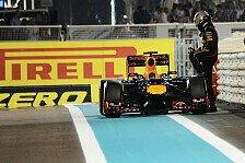 Formel 1 - Nicht zu wenig Sprit an Bord: Sebastian Vettel