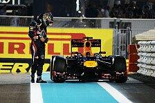 Formel 1 - Strafversetzung m�glich: Vettel muss weiter um Startplatz zittern