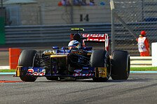 Formel 1 - Vertragsverl�ngerung als Boost: Vergne peilt 2013 Steigerung an