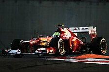 Formel 1 - Das Urteil ist komplett falsch: Massa: Webber h�tte bestraft werden m�ssen
