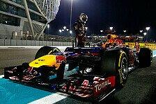 Formel 1 - Saisonrückblick 2012: Red Bull