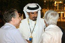 Formel 1 - Ward w�rde Platz machen: Bin Sulayem m�glicher Kandidat als FIA-Pr�sident