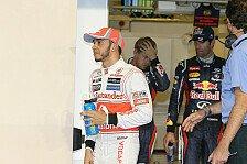 Formel 1 - Sebastian h�tte es nichts ausgemacht: Ecclestone: Hamilton war Option bei Red Bull