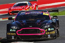 Mehr Sportwagen - Villois Racing dominiert Wochenende: GT Open in Barcelona: Aston Martin siegreich