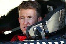 IndyCar - Monoposto-R�ckkehr des Enfant terrible?: Allmendinger testet f�r Penske