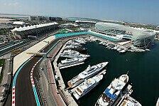 Formel 1 - Eine unvergleichliche Strecke: Abu Dhabi GP: Die Streckenvorschau
