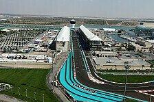 Formel 1 - Stewards sehen genauer hin: Abu Dhabi: Track-Limit-Chaos droht