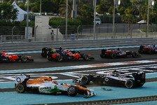 Formel 1 - Ich werde jedes Mal sauer: Villeneuve: DRS ein einziges �rgernis