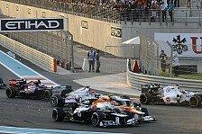 Formel 1 - Pace war besser als das Ergebnis: Mark Gillan