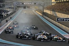 Formel 1 - Die ultimative S�nde: H�lkenberg und Di Resta sollen nicht streiten