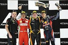 Formel 1 - Ein cooles Rennen: Alexander Wurz