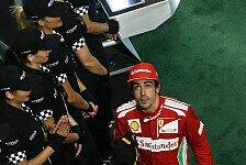 Formel 1 - Jeder k�mpft mit seinen Waffen: Alonso: Red Bull ist schneller - wir sind besser
