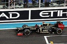 Formel 1 - Luxusproblem erw�nscht: Boullier: 2013 mehr herausholen
