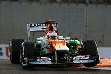 Formel 1 - Williams statt Sauber: Force India orientiert sich nach hinten