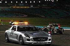 Formel 1 - Vorteilhaftes Demolition Derby: Whitmarsh sah das Gl�ck auf Vettels Seite