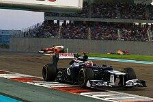 Formel 1 - Mit breiter Brust nach Texas: Williams sieht sich im Aufschwung