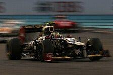 Formel 1 - Bruchpilot oder Top-Talent?: Pro & Contra: Lotus verl�ngert mit Grosjean
