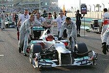 Formel 1 - Bilderserie: Abu Dhabi GP - Statistiken zum Abu Dhabi GP