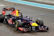 Formel 1 - Sie muss vorne weich sein: Der falsche Alarm zur Red-Bull-Nase