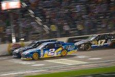 NASCAR - Der Zweikampf geht weiter: Jimmie Johnson bezwingt Brad Keselowski
