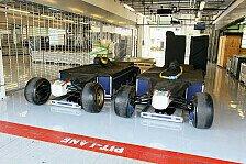 Formel 1 - HRT mit Geldsorgen: Ma Qing Hua: 30 Millionen f�r HRT-Cockpit?