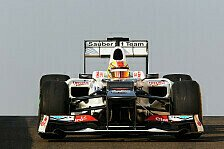 Formel 1 - Viel wird es nicht zu tun geben: Frijns erwartet ein langweiliges Jahr
