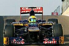 Formel 1 - Aero-Test, Bremsen, Rote Flagge: Guter Auftakt f�r Razia
