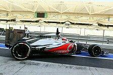 Formel 1 - Red Bull im McLaren-Sandwich: Young Driver Days: Magnussen an der Spitze