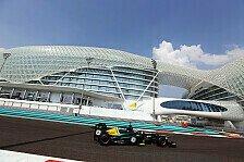 Formel 1 - Verschiedene Spritladungen getestet: Van der Garde: Erst in Brasilien wieder im Auto