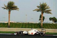Formel 1 - Ich muss mehr trainieren: Frijns mit anstrengendem Testdeb�t