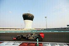 Formel 1 - Viele Teile getestet: Prost: F1-Premiere mit 31 Jahren