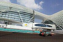DTM - DTM-Cockpit bequem wie ein Bett: Mortara absolviert Formel-1-Test in Abu Dhabi