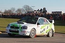 DRM - ADAC Pfalz-Westrich-Rallye : Saisonauftakt f�r die Rallye-Bundesliga