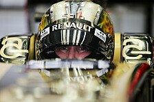 Formel 1 - Nationalit�t und Sponsoren entscheiden: Valsecchi beneidet GP2-Kollegen