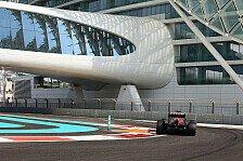 Formel 1 - Angeschlagen reichlich zu tun: Razia testete mit Fieber