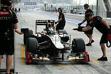 Formel 1 - Test gut, Zukunft offen: Davide Valsecchi