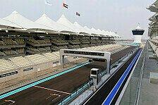 Formel 1 - Bilder: Abu Dhabi - Young Driver Test